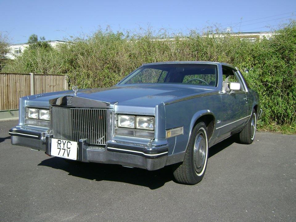 1979 Cadillac Eldorado Biarritz V8 Petrol Auto For Sale (picture 1 of 6)