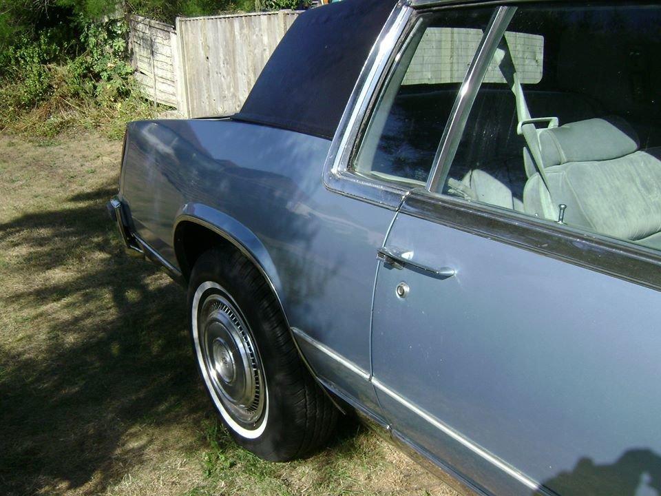 1979 Cadillac Eldorado Biarritz V8 Petrol Auto For Sale (picture 2 of 6)