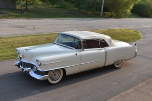 #23461 1954 Cadillac Series 62 Convertible