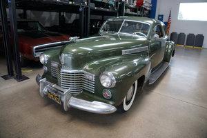 1941 Cadillac Series 62 Coupe unrestored survivor  For Sale