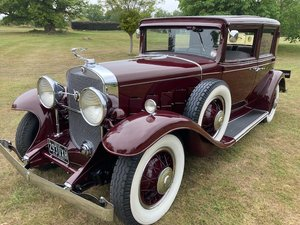 Picture of 1931 Cadillac 355A Town Car, 5.5L V8 Fully Restored For Sale