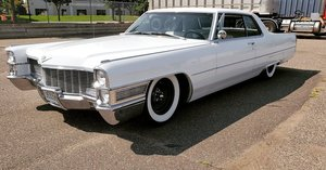 1965 Cadillac Coupe DeVille Lowered Big Block
