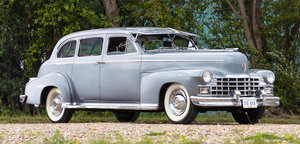 1947 Cadillac Series 75 Fleetwood Imperial Sedan For Sale by Auction