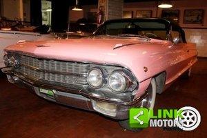 1962 Cadillac Rosa Series 62 Modello Elvis Cabrio, Cambio automa