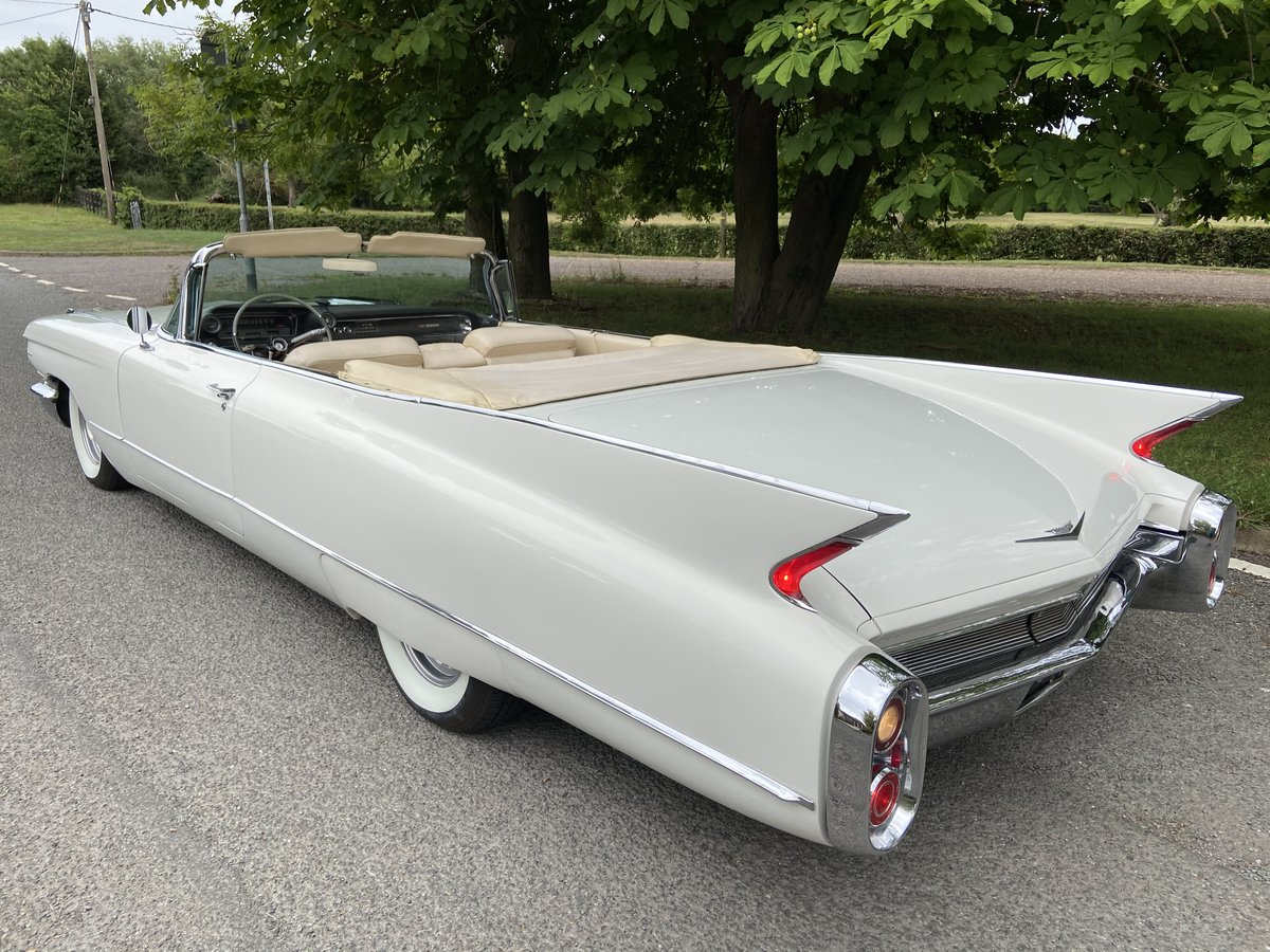 1960 Cadillac Series 62 Convertible BARGAIN For Sale (picture 1 of 6)