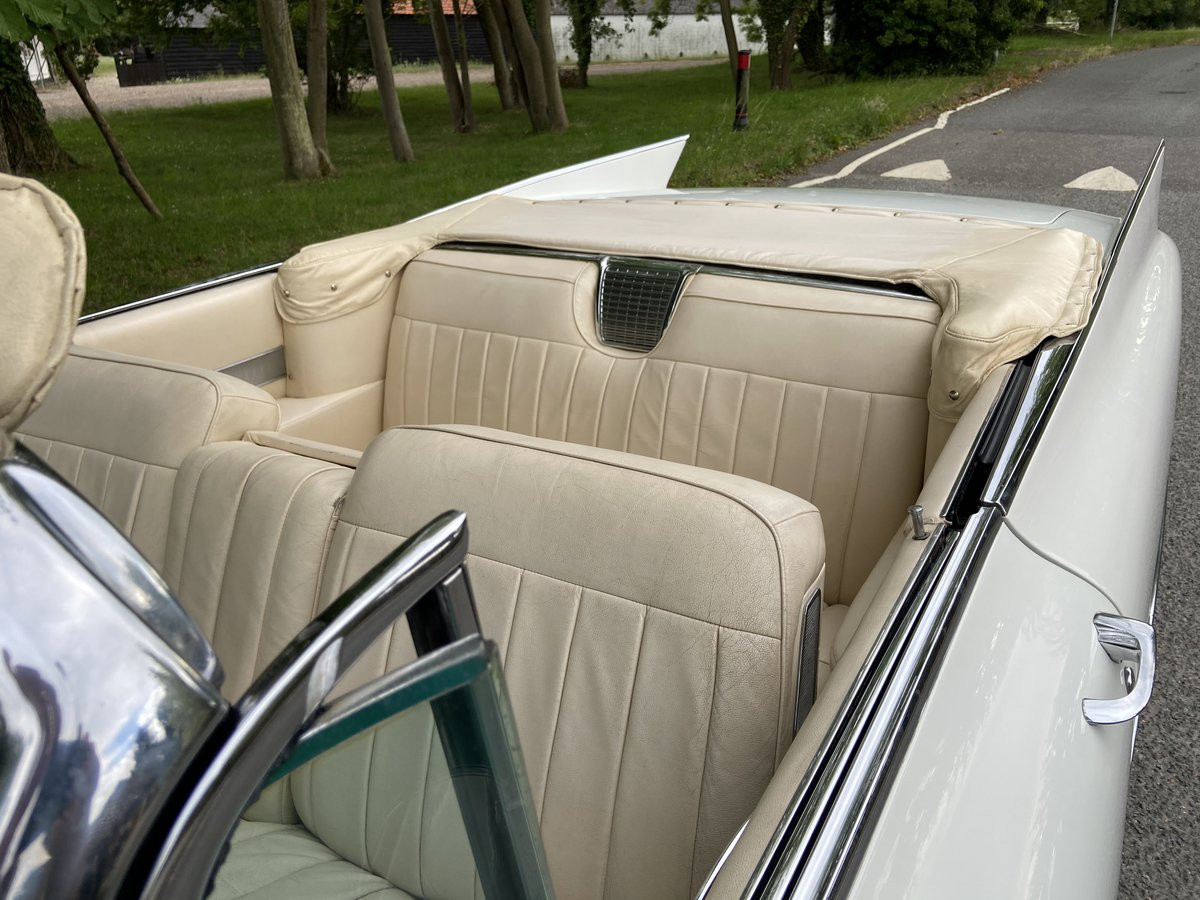 1960 Cadillac Series 62 Convertible BARGAIN For Sale (picture 6 of 6)