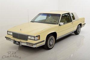 1987 Cadillac Deville 2D Coupe