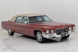 1971 Cadillac Fleetwood Series 75