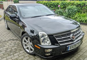 Picture of 2009 Europian built Cadillac