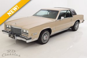 1985 Cadillac Eldorado 2D Hardtop Coupe