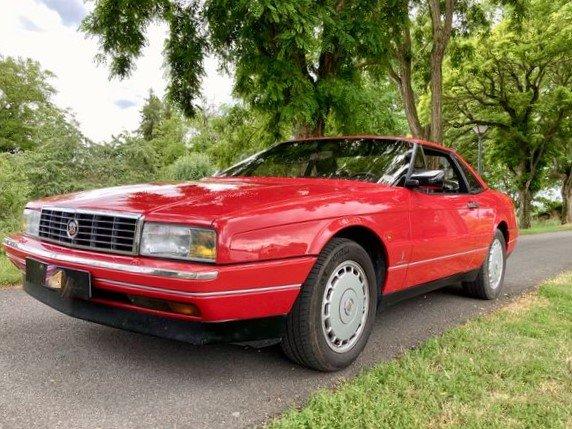 1992 Cadillac Allanté For Sale (picture 1 of 2)