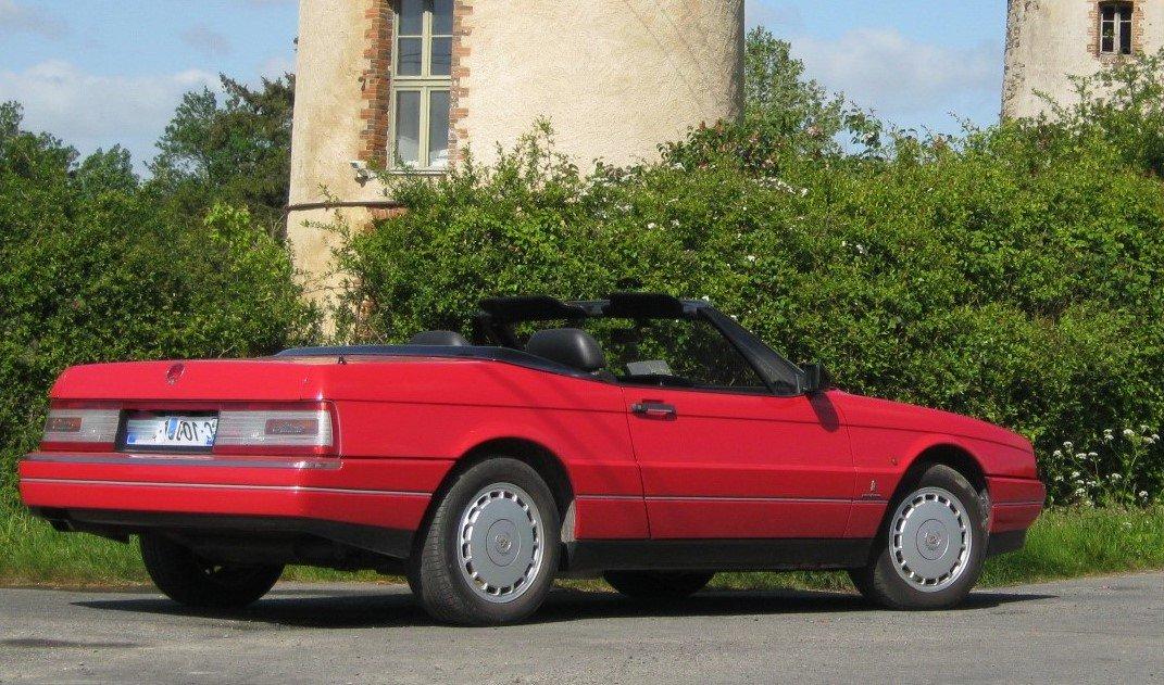 1992 Cadillac Allanté For Sale (picture 2 of 2)