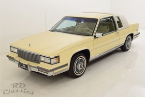 Picture of 1987 Cadillac Deville 2D Coupe For Sale