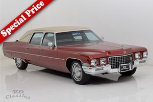 Picture of 1971 Cadillac Fleetwood Series 75 For Sale