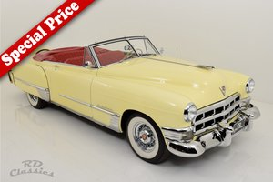 Picture of 1949 Cadillac series 62 For Sale