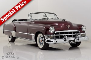 Picture of 1949 Cadillac series 62 Convertible For Sale