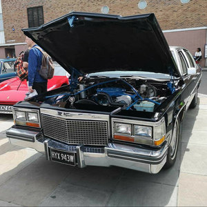 Picture of 1981 Cadillac Fleetwood Brougham