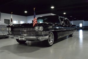Picture of 1964 Cadillac Fleetwood Limousine
