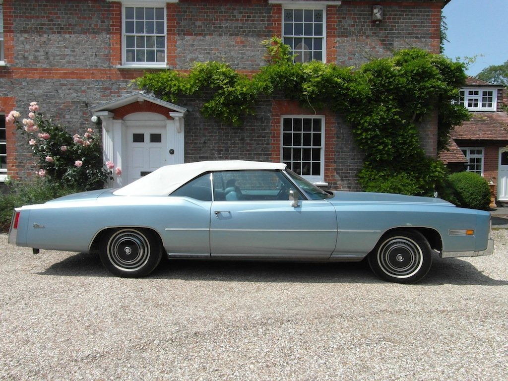 1976 Cadillac Eldorado 8.2 litre For Sale (picture 1 of 6)