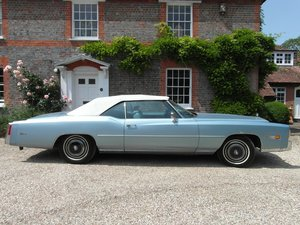 Picture of 1976 Cadillac Eldorado 8.2 litre, time warp condition