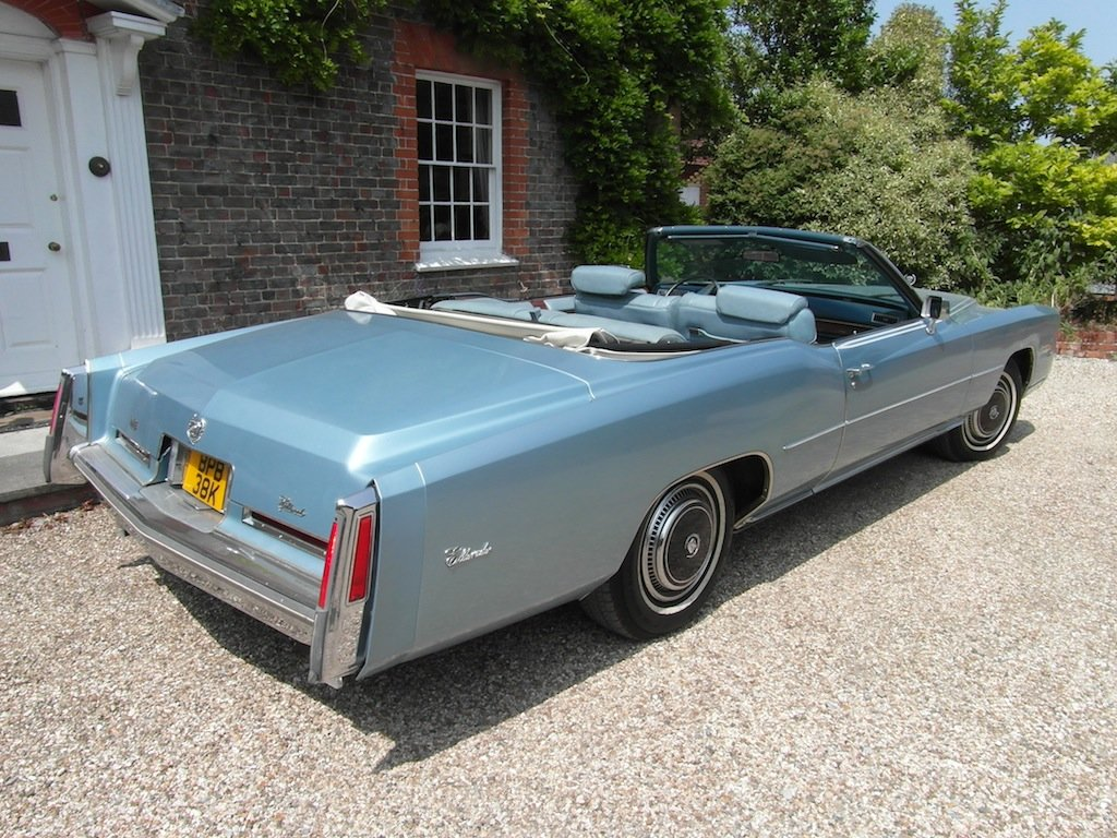 1976 Cadillac Eldorado 8.2 litre For Sale (picture 3 of 6)