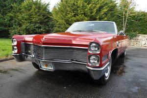 Picture of 1966 Cadillac Coupe Deville