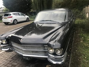 Picture of 1963 Cadillac Fleetwood 60 special
