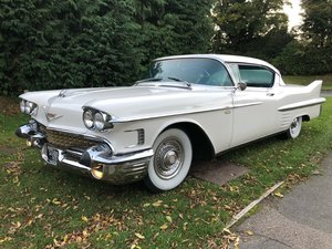 Picture of 1958  CADILLAC COUPE DEVILLE 2 DOOR HARDTOP WINTER BARGAIN