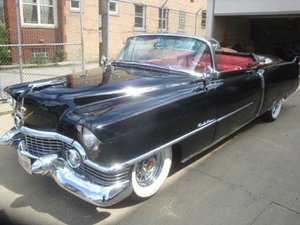 Picture of 1954 Cadillac 62 Convertible