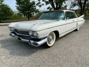 1959 Cadillac Fleetwood 4DR HT