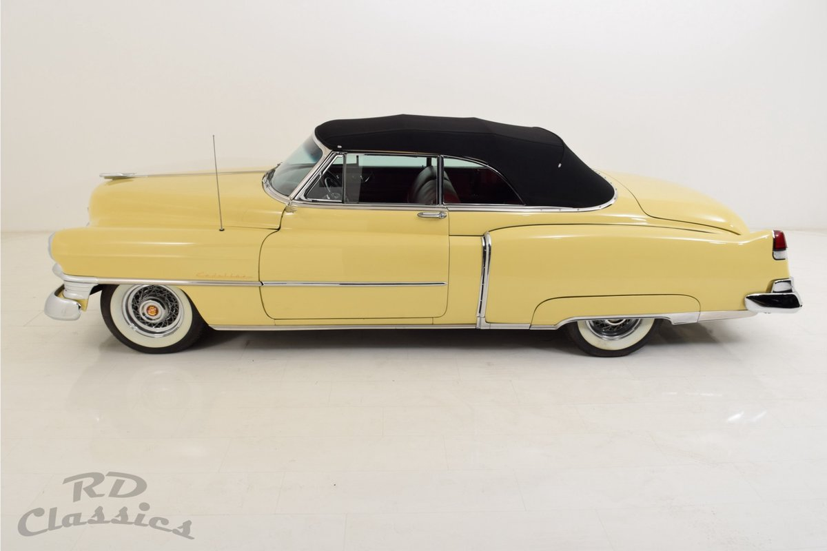 1952 Cadillac series 62 Convertible For Sale (picture 3 of 6)