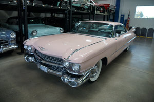 Picture of 1959 Cadillac Coupe de Ville 390/325HP V8 2 dr HTop