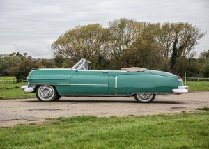Picture of 1950 Cadillac Series 62 Convertible