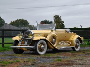 Picture of 1931 Cadillac V-8 Convertible Coup by Fleetwood For Sale by Auction