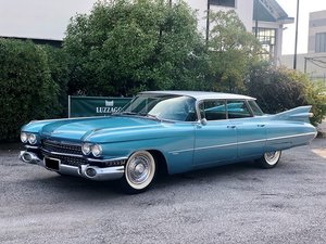 Picture of 1959 Cadillac Sedan De Ville For Sale