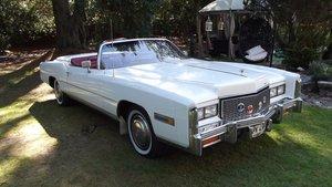 Picture of 1976 CADILLAC ELDORADO CONVERTIBLE For Sale