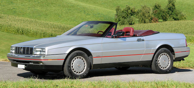 Picture of 1987 Cadillac Allante Convertible only 7600 miles For Sale
