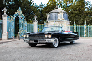 Picture of 1960 CADILLAC SERIE 62 CABRIOLET