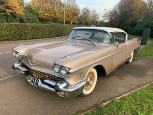 Picture of 1958 Cadillac Eldorado Seville For Sale