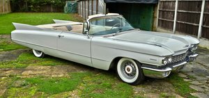 Picture of 1960 CADILLAC SERIES 62 CONVERTIBLE For Sale