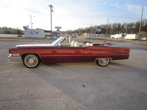 Picture of 1969 Cadillac Develle Convertible For Sale
