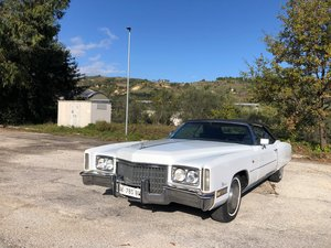 Picture of 1972 Cadillac Eldorado Fleetwood For Sale