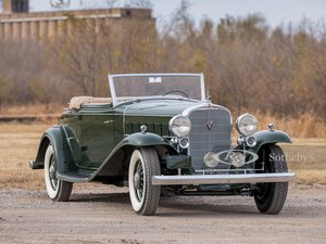 Picture of 1932 Cadillac V-16 Convertible Coupe by Fisher For Sale by Auction