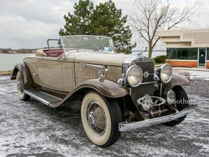 Picture of 1931 Cadillac V-8 Roadster by Fleetwood For Sale by Auction
