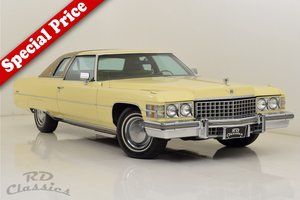 Picture of 1974 Cadillac Deville SOLD