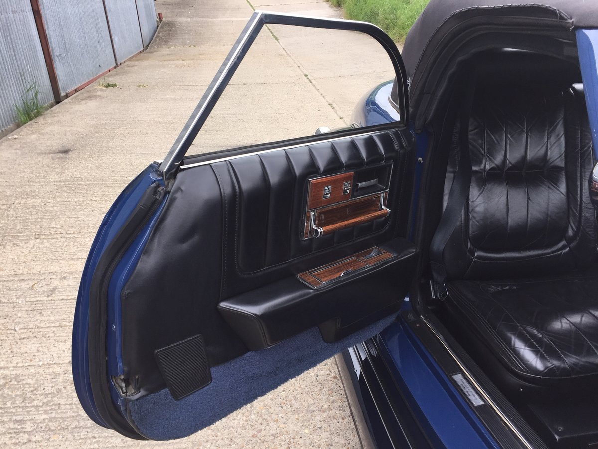 1979 Unique all alloy Cadillac Roadster For Sale (picture 7 of 12)