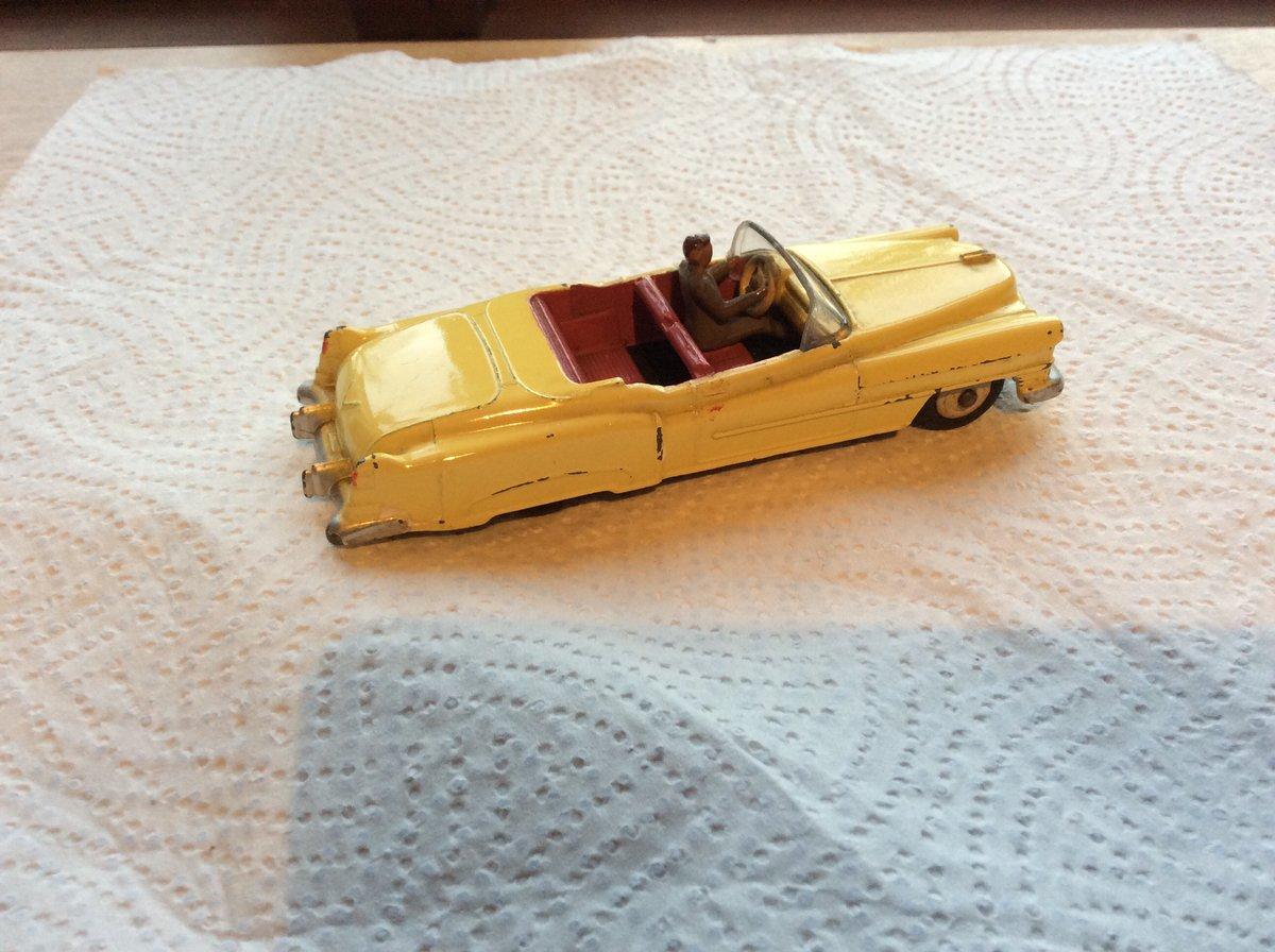 Yellow Eldorado circa 1960 For Sale (picture 1 of 4)