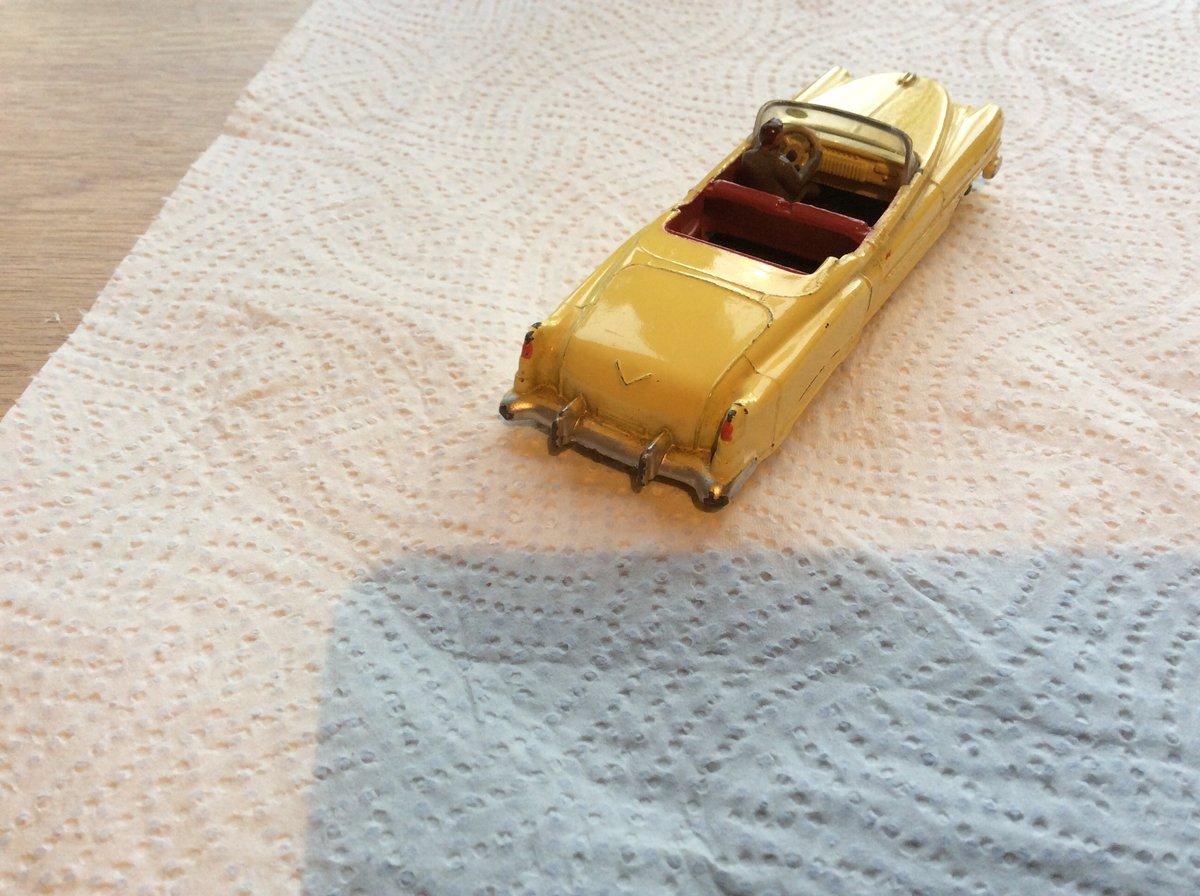 Yellow Eldorado circa 1960 For Sale (picture 3 of 4)