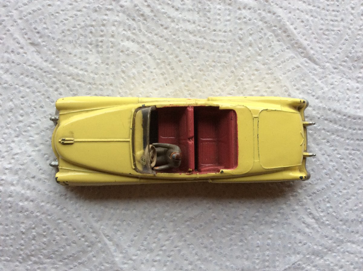 Yellow Eldorado circa 1960 For Sale (picture 4 of 4)