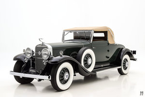 Picture of 1931 Cadillac V12 Convertible Coupe For Sale